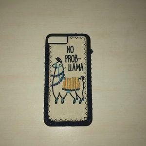 Llama iPhone cases